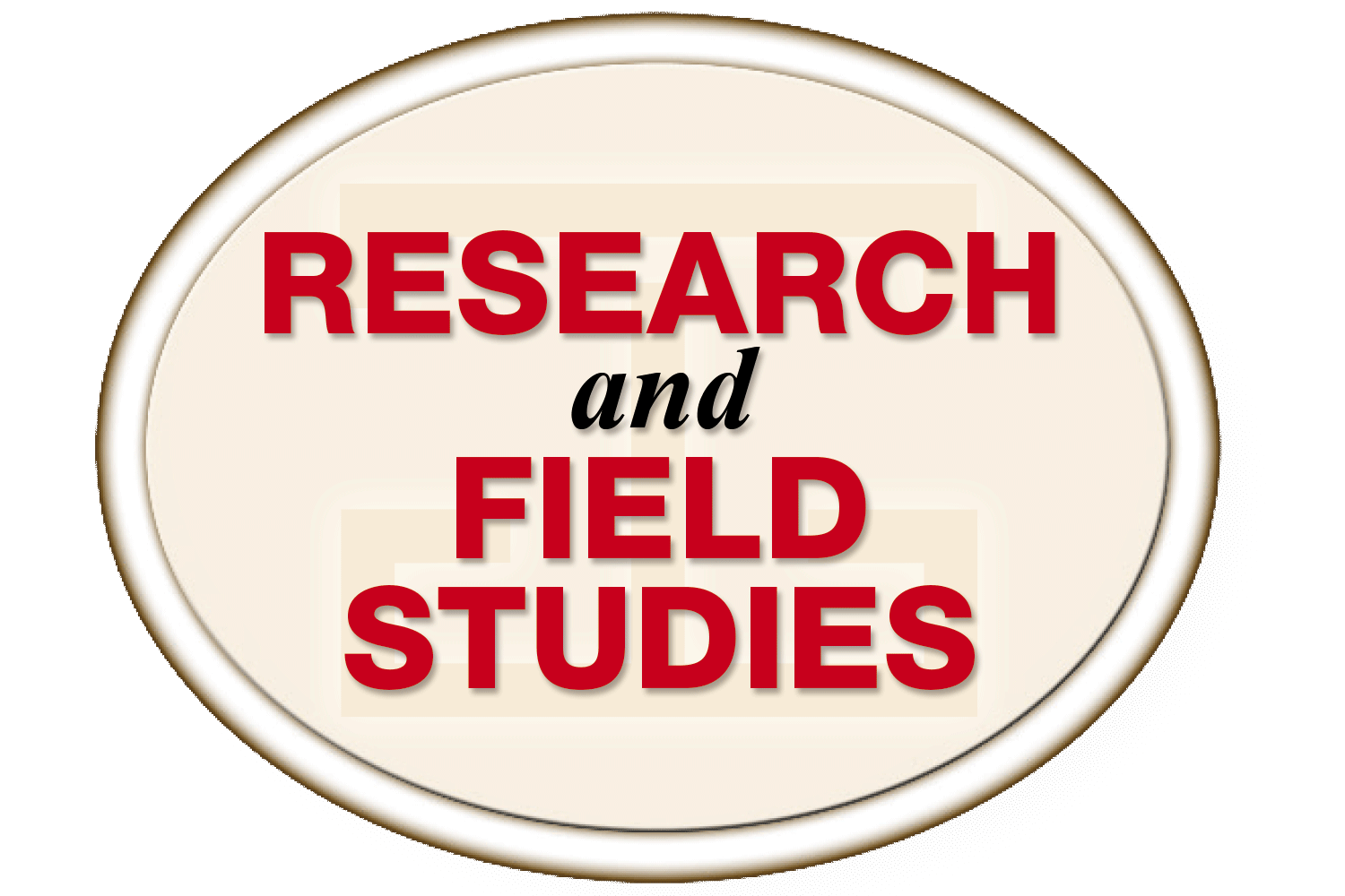 Research and Field Studies header